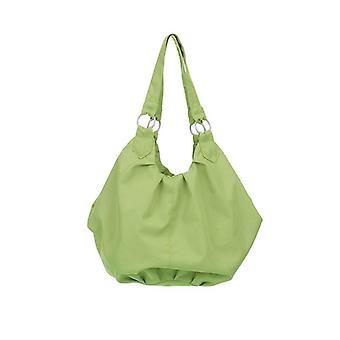 Obaby Lime Pompom Mudando Bag