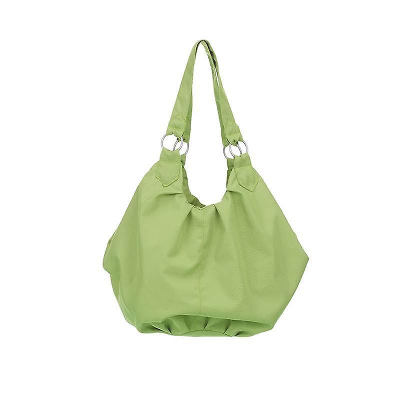 Obaby Lime Pompom Changing Bag