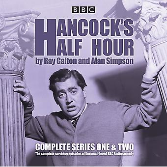 Hancock's Half Hour: Complete Series One & Two: 1-2 (Audio CD) by Galton Ray Simpson Alan Hancock Tony James Sid Full Cast