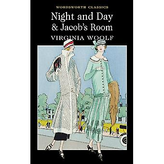 Night and Day / Jacob's Room (Wordsworth Classics) (Paperback) by Woolf Virginia