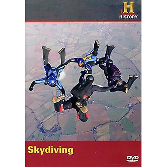 Skydiving [DVD] USA import