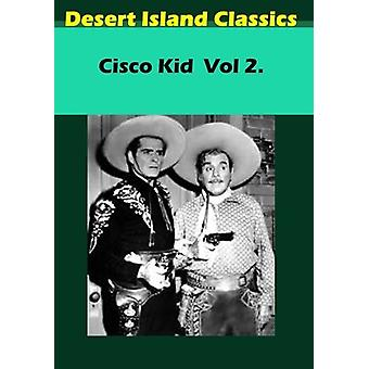 Cisco Kid 2 [DVD] USA importeren