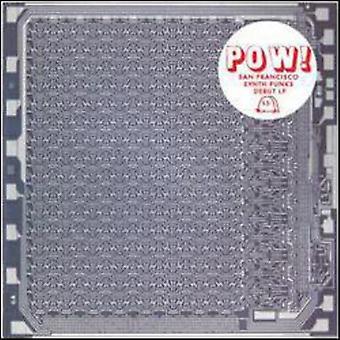 Pow! -Hi-Tech Boom [CD] USA importerer