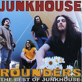 Junkhouse - Rounders [CD] USA import