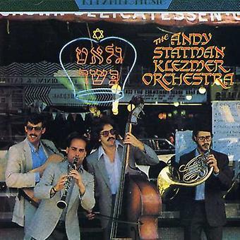 Statman, Andy Klezmer Orch - Klezmer Music [CD] USA import