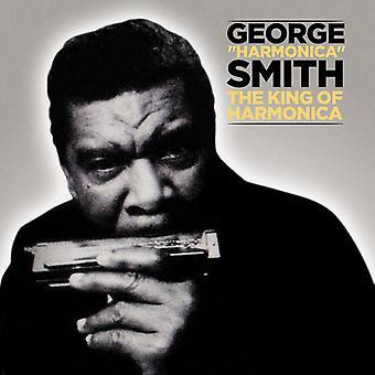 George Harmonica Smith - kung på munspel [CD] USA import
