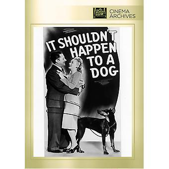 It Shouldn't Happen to a Dog [DVD] USA import