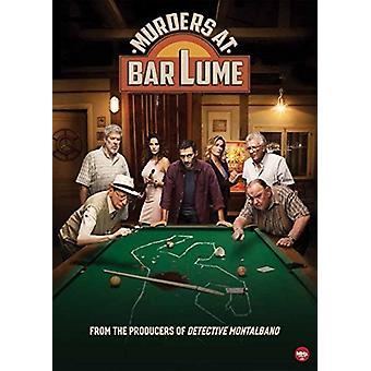 Mord på Barlume [DVD] USA importerer