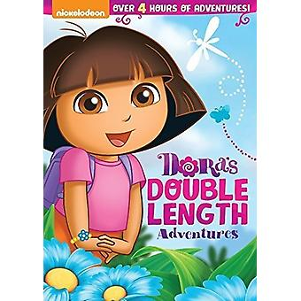 Dora the Explorer: Dora's Double Length Adventures [DVD] USA import