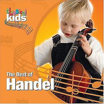 G.F. Händel - The Best af Händel [CD] USA import