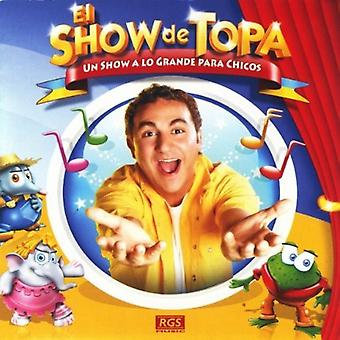 Topa - El Show De Topa [CD] USA importare