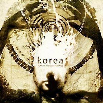 Korea - For nuværende formål [CD] USA importen