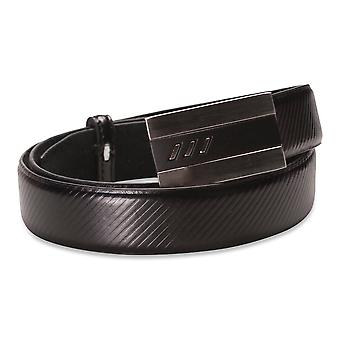 Hawkdale Mens Real Leather Lined Belt 1.25