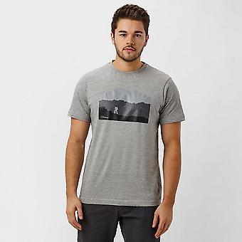 Trek camiseta Berghaus gris hombres