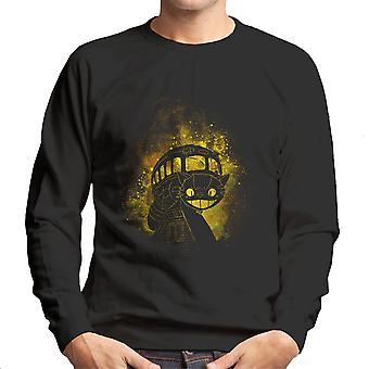 Studio Ghibli Catbus Men's Sweatshirt
