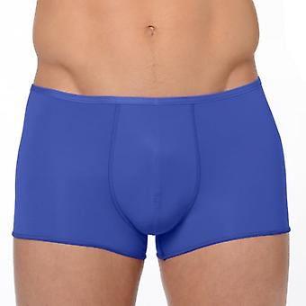 HOM Plumes Trunk, Blue, X-Large