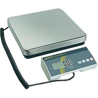 Parcel scales Kern Weight range 15 kg Readability 5 g