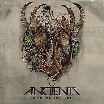 Anciients - röst av Void [CD] USA import