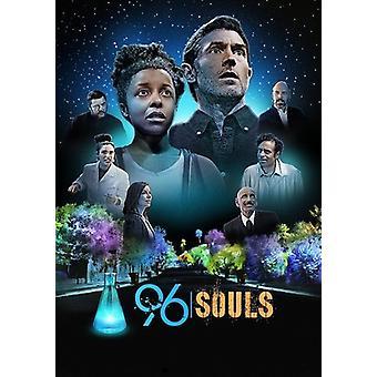 96 sjæle [DVD] USA importerer