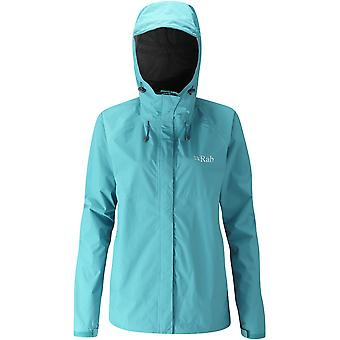 Rab Womens Downpour Jacket Tasman (UK Size 14)