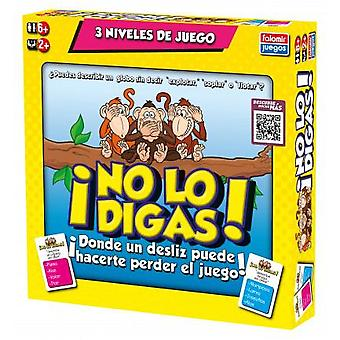 Falomir Do not say it (Toys , Boardgames , Family Games)