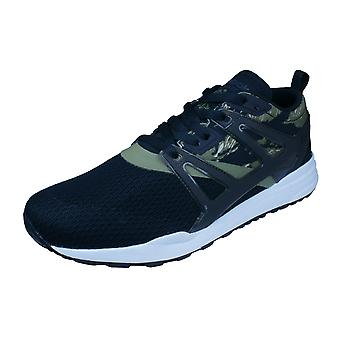 Reebok Classic Ventilator Adapt Graphic Mens Trainers / Shoes - Black and Camo