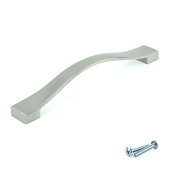 M4TEC Bow Kitchen Cabinet Door Handles Cupboards Drawers Bedroom Furniture Pull Handle Stainless Steel. S9 series