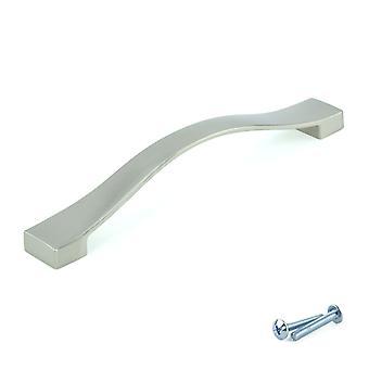 M4TEC лук кабинета кухни дверные ручки шкафов ящики спальни мебель тянуть ручки из нержавеющей стали. S9 серии