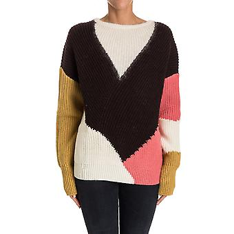 Pinko women EREAZNH multicolour Wool Sweater