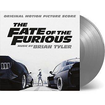Brian Tyler - Fate of the Furious (Original Motion Picture) [Vinyl] USA import