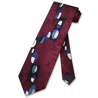 ノッティンガム 100% シルク ネクタイ パターン デザイン メンズ ネクタイ #335-1
