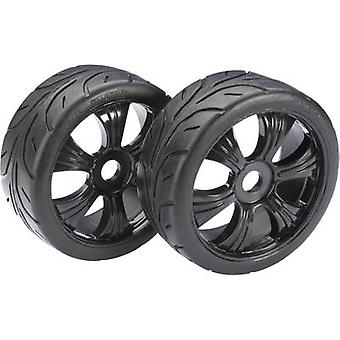 Absima 1:8 Buggy Wheels Street 6-spoke