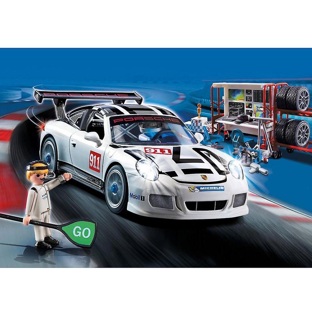 PLAYMOBIL Sports & Action Porsche 911 GT3 Cup