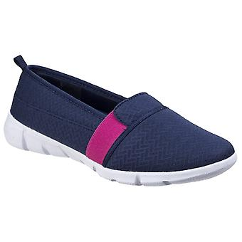 Fleet & Foster Womens/Ladies Canary Summer Shoes