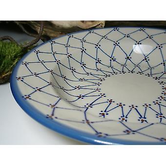 Soup bowls Ø24 cm - height 4 cm - volume 300 ml-Unikat 99-BSN 62066