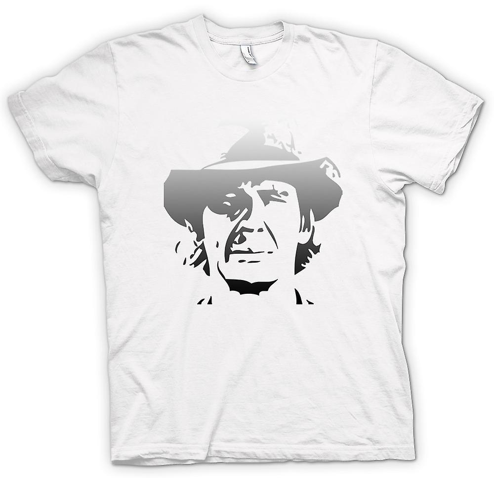 Kvinner t-skjorte - Charles Bronson - BW