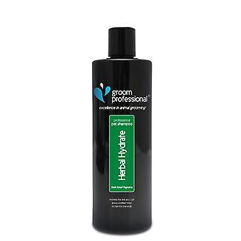 Groom Professional Herbal Hydrate Shampoo 500ml