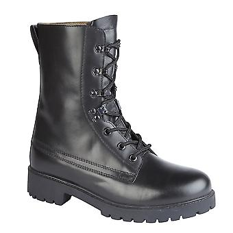 Grafters Mens Assault 2.0 Leather Boots