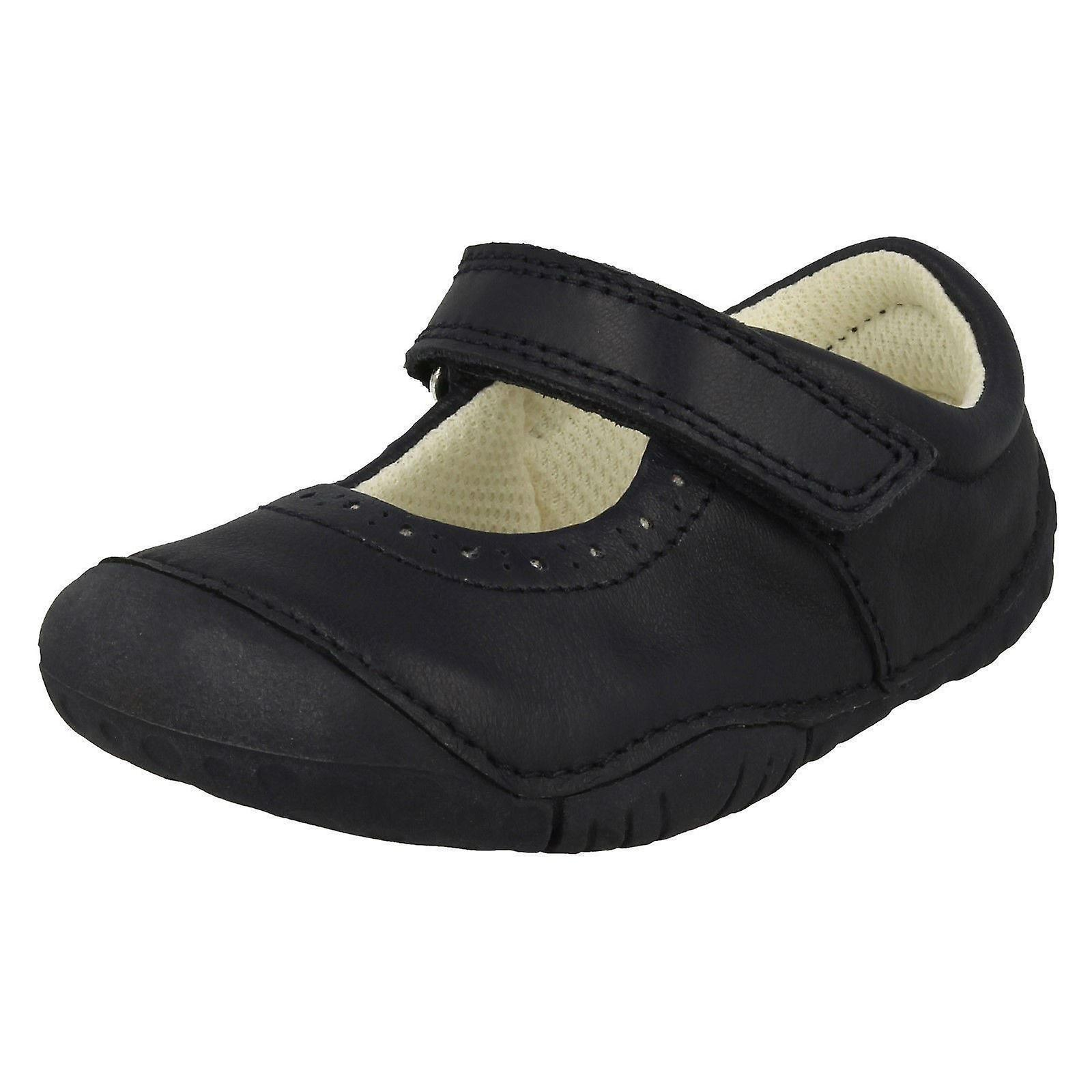 Filles, chaussures occasionnelles Startrite croisière - Marine Nubuck - UK Taille 4F - UE Taille 20 - Taille US 5