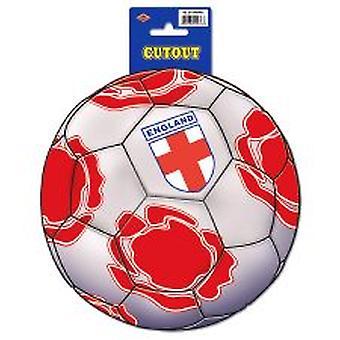 Recorte de fútbol de Inglaterra