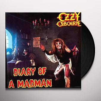 Ozzy Osbourne - dagbok av en Madman [Vinyl] USA import