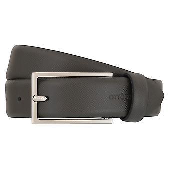 オットー ・ カーン ベルト メンズ ベルト革ベルト グレー 7010