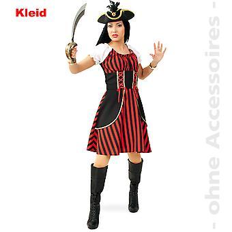 Seeräuberin costume pirate Lady costume pirate Royal pirate Lady