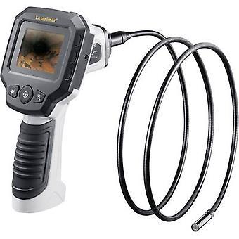 Laserliner 082.252A Inspection camera Probe diameter: 9 mm Probe length: 1.5 m Battery indicator, IMage rotation, Digital zoom, LED lit, TV output, Waterproof