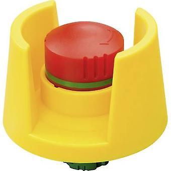 EPO switch tamperproof Red, Yellow Turn Schlegel QRSKUV 1 pc(s)
