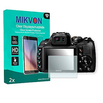 Fujifilm FinePix HS35EXR Screen Protector - Mikvon Clear (Retail Package with accessories)