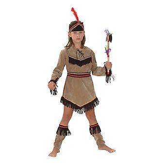 Bnov Индийская девушка костюм (Делюкс)