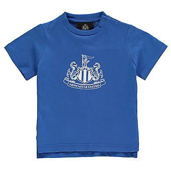 Maglietta girocollo Baby84 principale cresta NUFC Kids