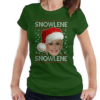 Dolly Parton Snowlene Women's T-Shirt