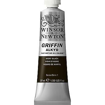 Winsor & Newton Griffin Alkyd hurtigtørkende oljemaling 37ml